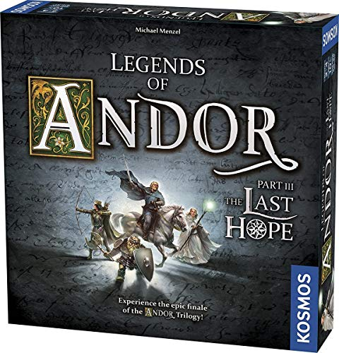 Thames and Kosmos 692803 III Legends of Andor Part 3 The Last Hope Game from Thames & Kosmos