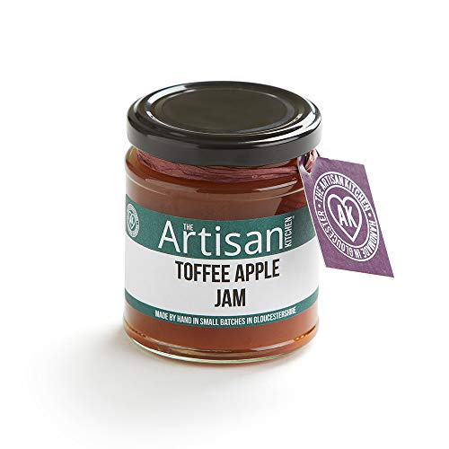 The Artisan Kitchen Toffee Apple Jam 1 x 200g from The Artisan Kitchen