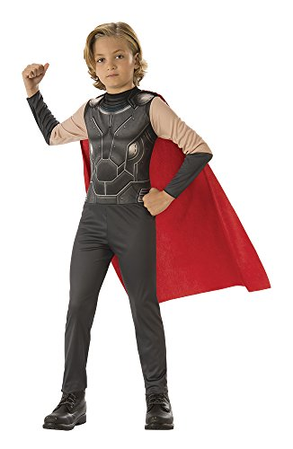 Rubie's Official Disney Marvel Avengers, Thor Classic Costume, Childs Size Large 8-10 Years from Rubie's