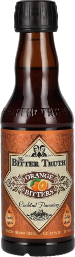The Bitter Truth Bitters Orange, 20 cl from The Bitter Truth
