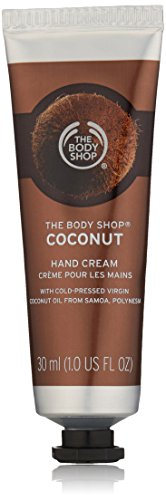 The Body Shop Coconut Hand Cream 30milliletre from The Body Shop