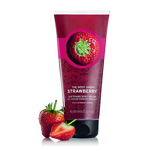The Body Shop Body Polish, Strawberry, 6.75 Ounce by The Body Shop from The Body Shop