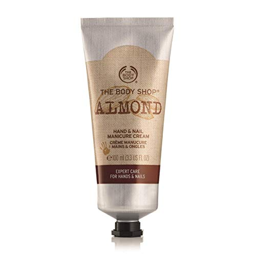 The Body Shop Hand & Nail Cream (100ml) Almond from The Body Shop