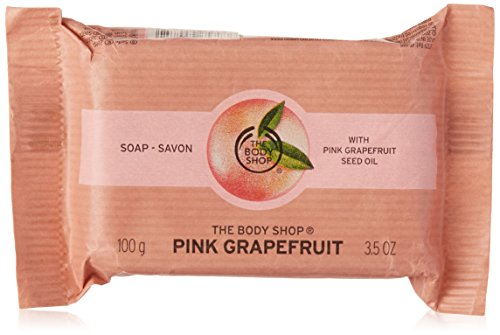 The Body Shop Pink Grapefruit Soap 100g from The Body Shop