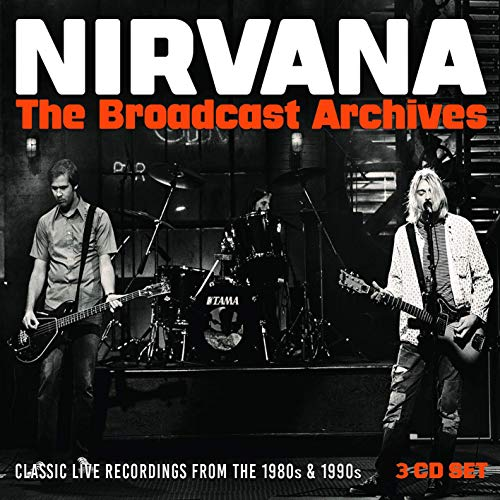 The Broadcast Archives (3Cd) from The Broadcast Archive