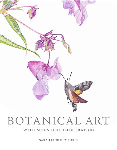 Botanical Art with Scientific Illustration from The Crowood Press Ltd