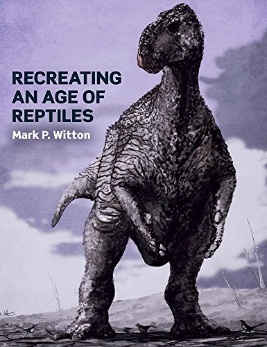 Recreating an Age of Reptiles from The Crowood Press Ltd