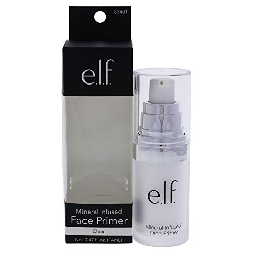e.l.f. Studio Mineral Infused Face Primer - Clear from The Elf Company