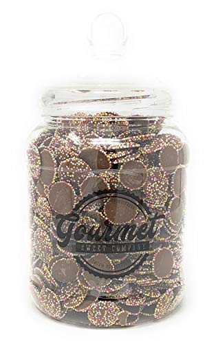 Jazzies 1.3kg Retro Sweets Large Victorian Gift Jar from The Gourmet Sweet Company