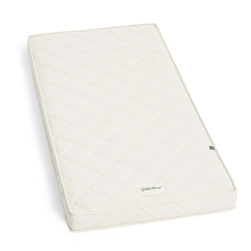 The Little Green Sheep Natural Twist Cot Bed Mattress (140 cm x 70 cm) from The Little Green Sheep