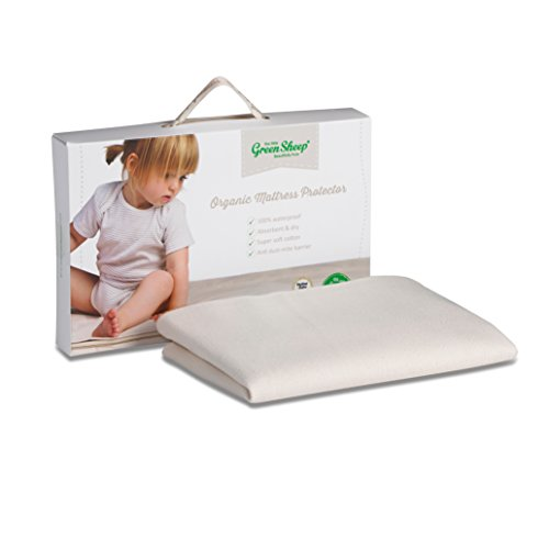 The Little Green Sheep Waterproof Mattress Protector to fit Chicco Next2Me Crib from The Little Green Sheep