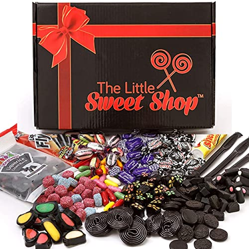 The Little Sweet Shop Liquorice Sweets Great for Parties & Weddings and Birthdays (Classic) from The Little Sweet Shop