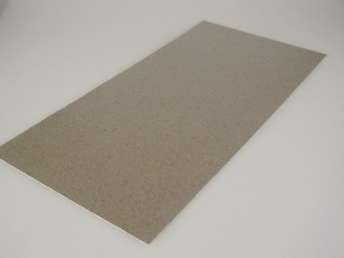 Waveguide Cover Mica Sheet For Microwave Ovens 300m x 150mm, 11.8 inches x 5.9 inches from The One Stop Sat Shop ®