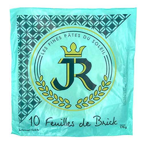 Feuille de Brick/Brick Pastry 2 packs of 10 sheets from The Original JR