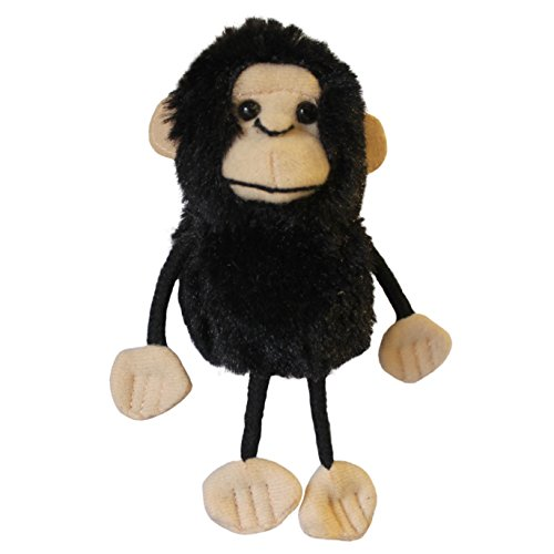 The Puppet Company - Finger Puppets - Chimp from The Puppet Company