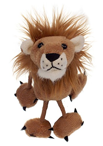 The Puppet Company - Finger Puppets - Lion from The Puppet Company