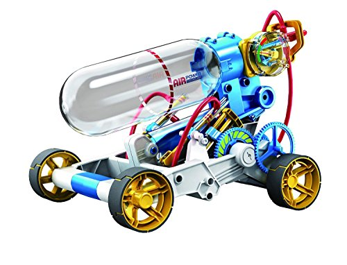 The Source 51877-Air Powered Engine Car Build It Yourself Kit from The Source