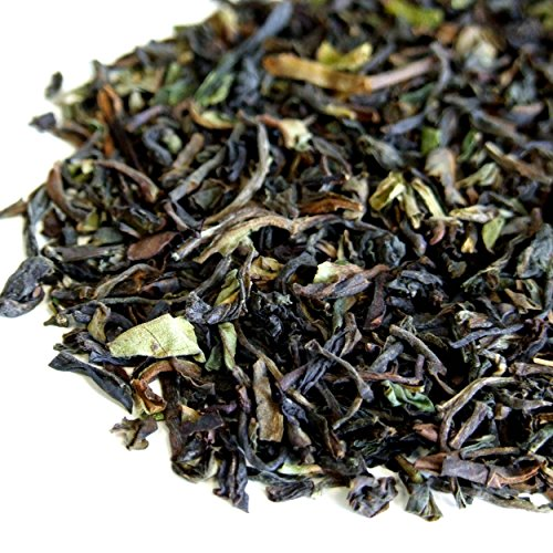 First Flush Darjeeling Black Loose Leaf Tea (1Kg Catering Pack) from The Tea Makers of London