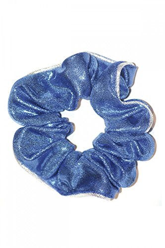 The Zone Glam Shine Hair Scrunchie Royal from The Zone