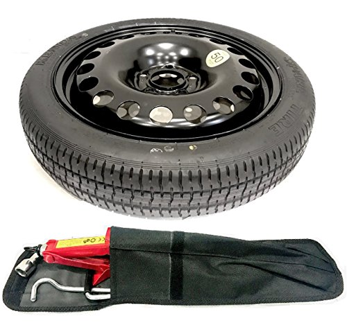 "SEAT LEON 17"" SPACE SAVER SPARE WHEEL AND TOOL KIT from TheWheelShop"