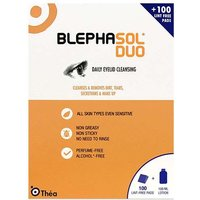 Blephasol Duo 100ml with pads (100) from Thea