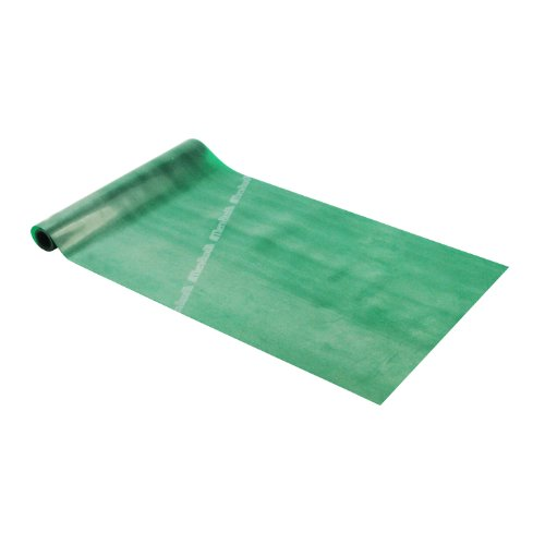 Thera-Band Original Exercise Resistance Band Choice of Tension and colours. (Green, 1.0 metre) from Thera-Band