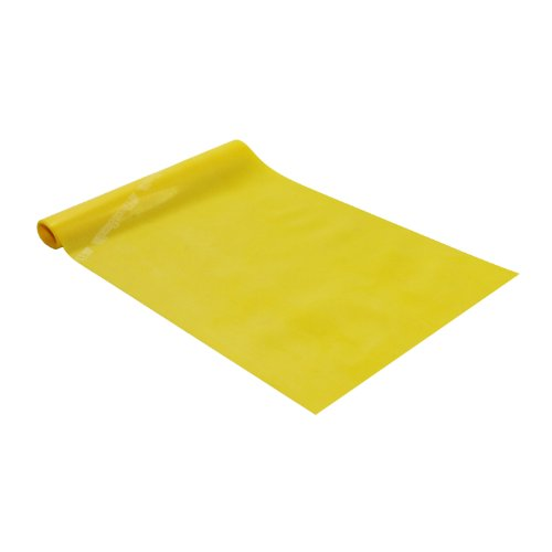 Thera-Band Original Exercise Resistance Band Choice of Tension and colours. (Yellow, 1.5 metre) from Thera-Band
