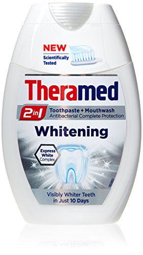 Theramed 2-in-1 Whitening Toothpaste, 75ml from Theramed