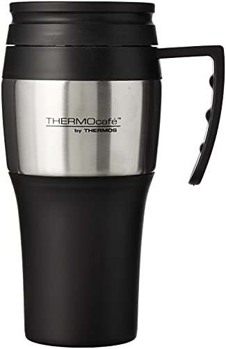 ThermoCafé 183344 2010 Steel Travel Mug, 400 ml from Thermos