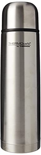 ThermoCafé Stainless Steel Flask, 1.0 L from Thermos/BHL