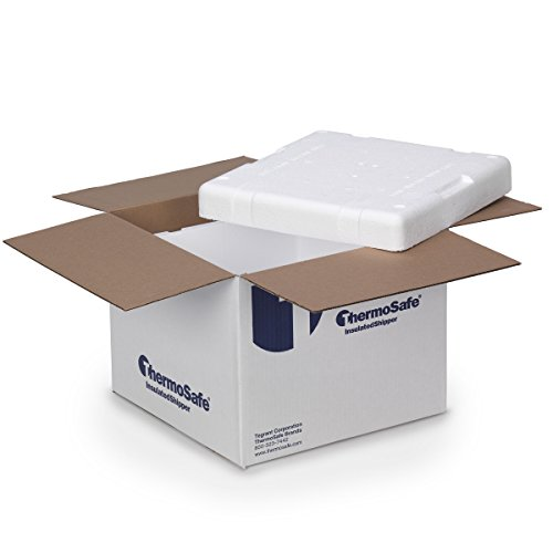 Thermosafe 413 Insulated Shippers (Case of 12) from Thermosafe