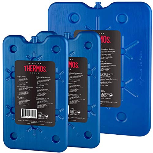 Thermos Freeze Boards, 1 x 800 g/2 x 400 g, Pack of 3 from Thermos