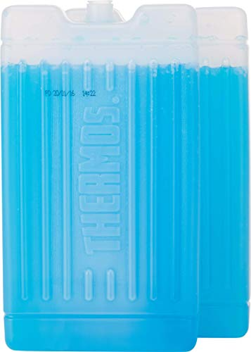 Thermos Weekend Reusable Ice Packs, 400 g - Blue, Pack of 2 from Thermos