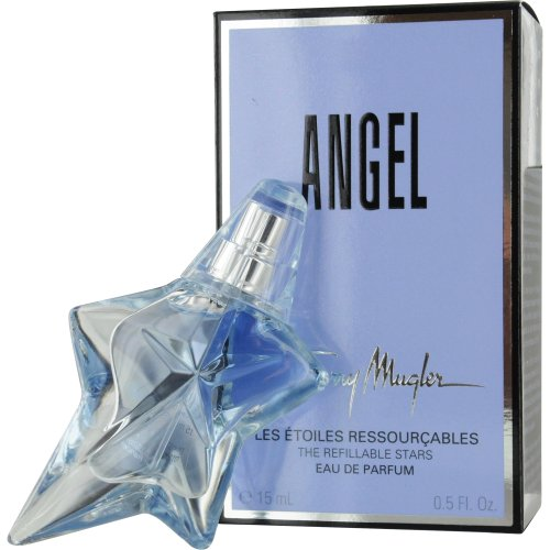 THIERRY MUGLER ANGEL EAU DE PARFUME SPRAY 15ml REFILLABLE from THIERRY MUGLER