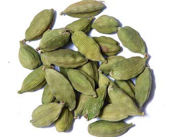 500g - Pure Organic Whole Green Cardamom Pods Elaichi Cooking Baking Fragrant Spice and Herbs from Thimbles