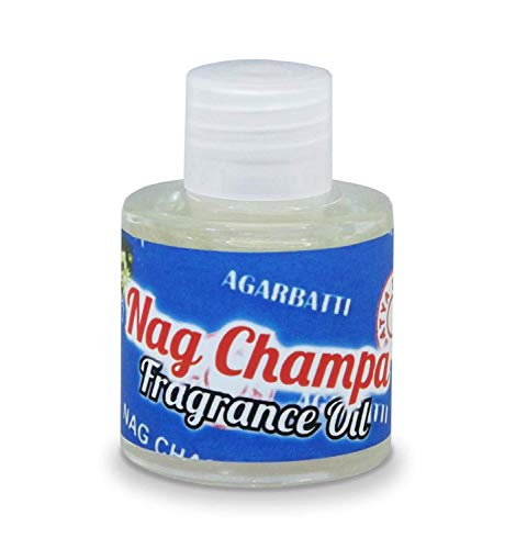 Nag Champa Fragrance Oil from Think Aromatherapy