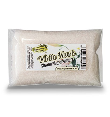White Musk Simmering Granules from Think Aromatherapy