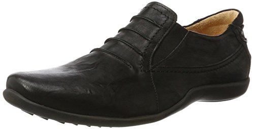 Think! Men's Stone Loafers Black 00 8.5 UK from Think!