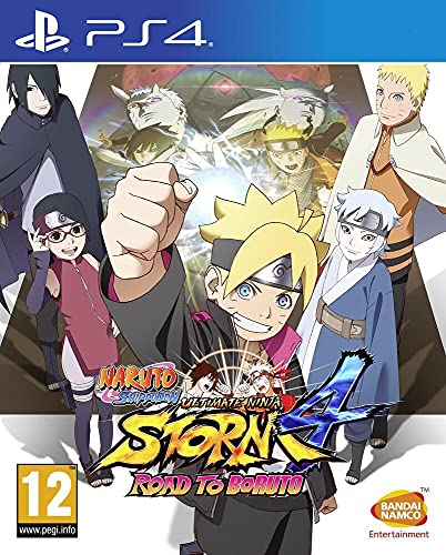Naruto Shippuden Ultimate: Ninja Storm 4 Road to Boruto from Third Party