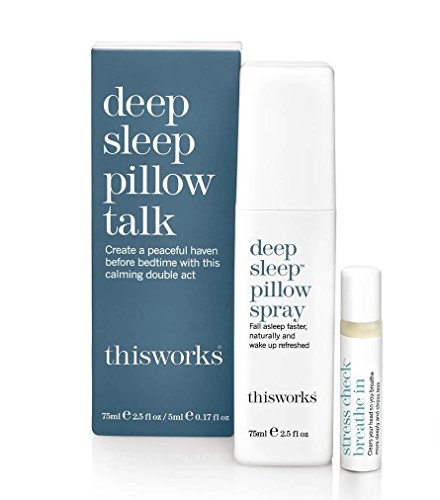 Sleep by thisworks Deep Sleep Pillow Talk Set: from This Works