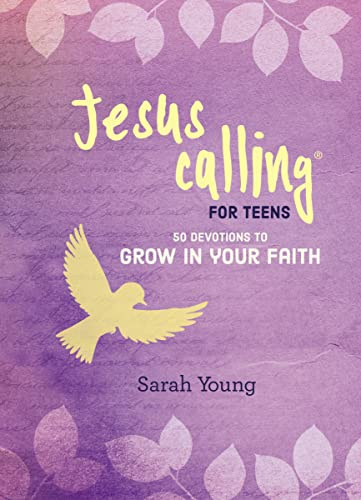 Jesus Calling: 50 Devotions to Grow in Your Faith (Jesus Calling (R)) from Thomas Nelson