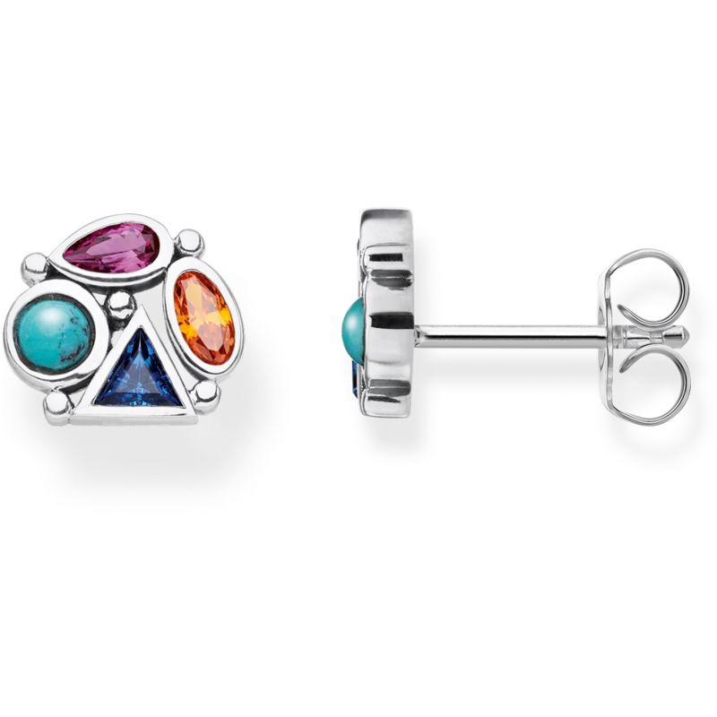 Thomas Sabo Paradise Colours Stud Earrings from THOMAS SABO Jewellery