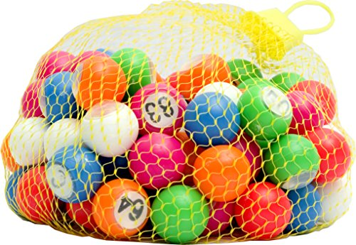 1-90 22mm Bingo Balls For Bingo Cage from Thomas & Anca
