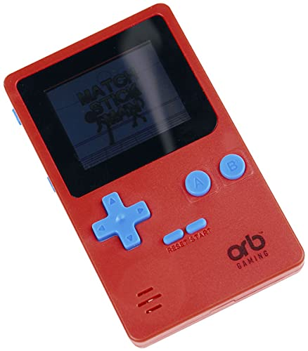 Thumbs Up OR-RETHC Retro Handheld Console, Red, 19cm from Thumbs Up
