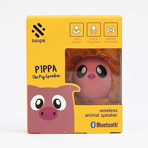 Thumbs Up Pig Bluetooth Speaker from Thumbs Up