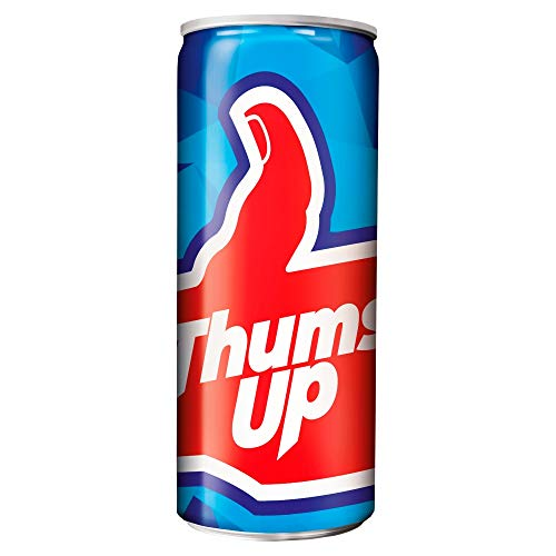 (Full Case of 24) THUMPS UP CAN- 24X300ML from Thums Up