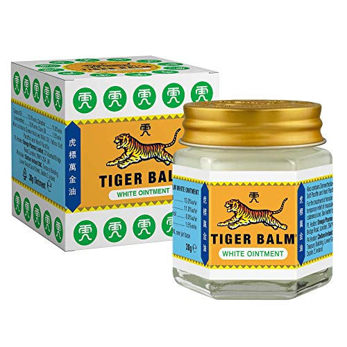 Tiger Balm, 30 g, White from Tiger Balm