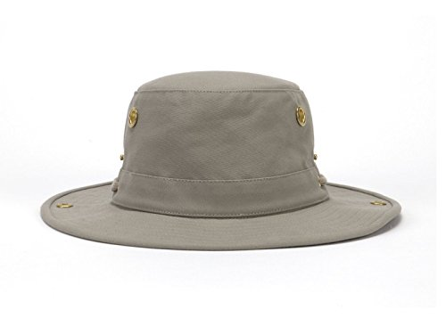 8971b3c2 Tilley Snap-Up Brimmed Hat - Khaki - Unisex - It has been a favourite. found  at Amazon Marketplace