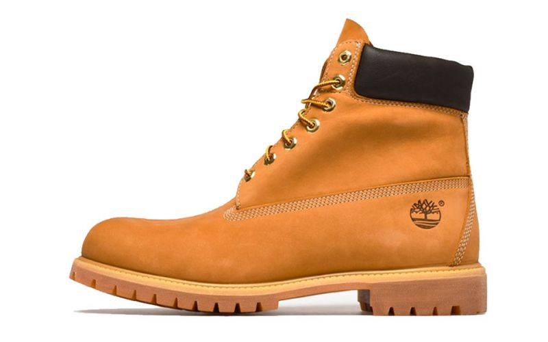 6 In Premium Yellow Tb0100617131 from Timberland