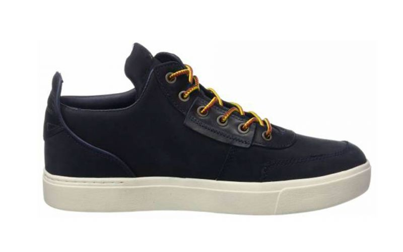 Amherst High Top Chukka Blue Tb0a1g8o4101 from Timberland